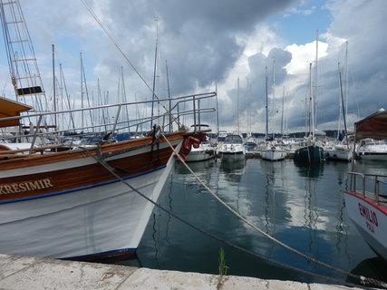 FOTKA - Pula - přístav