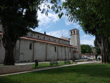 FOTKA - Katedrála Nanebevzetí Panny Marie(Pula)