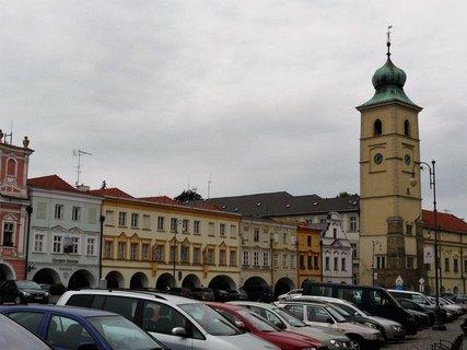 FOTKA - náměstí s radnicí