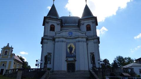 FOTKA - Bazilika Nanebevzetí Panny Marie