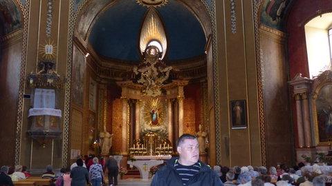 FOTKA - Oltář v bazilice