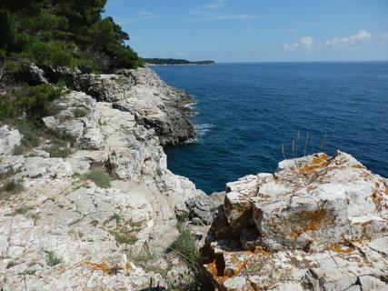FOTKA - pobřeží Istrie