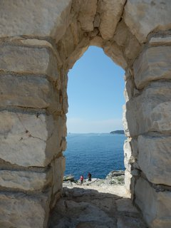 FOTKA - na pobřeží Istrie
