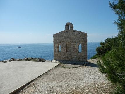 FOTKA - pobřeží Istrie, Chorvatsko