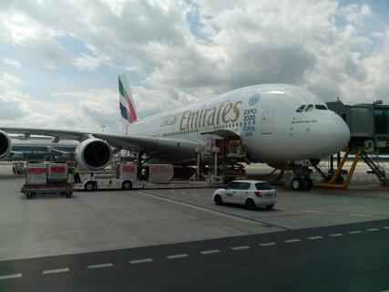 FOTKA - Airbus A380 je největší osobní dopravní letadlo světa