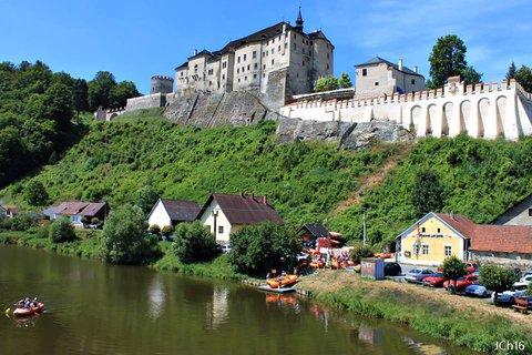 FOTKA - hrad  Český  Štemberk