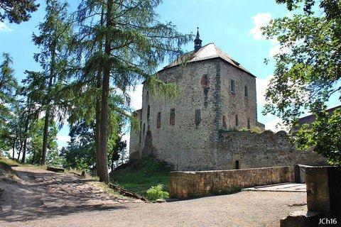 FOTKA - hrad Točník