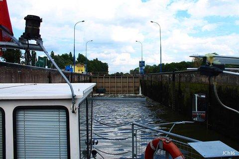 FOTKA - plavební kanál  - Labe