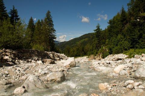 FOTKA - Školní výlet k Triefen - Údolí
