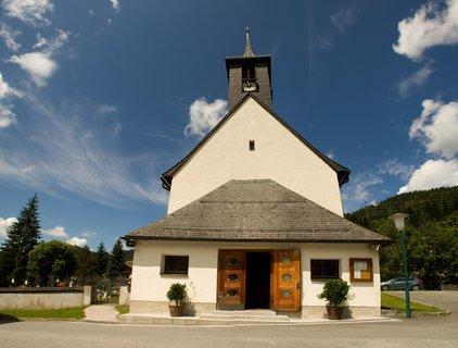 FOTKA - Školní výlet k Triefen - Kostel v Hinterthalu