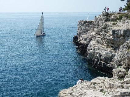 FOTKA - Istrie - na pobřeží (Chorvatsko)