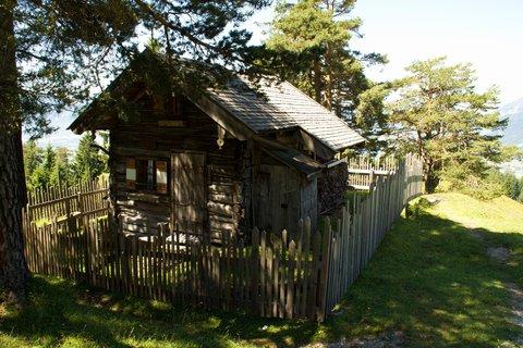 FOTKA - Výšlap ke Steinalm - Chatička