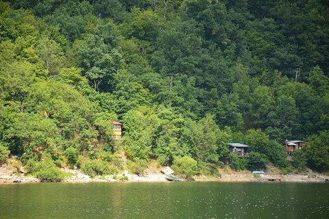 FOTKA - Chata na přehradě