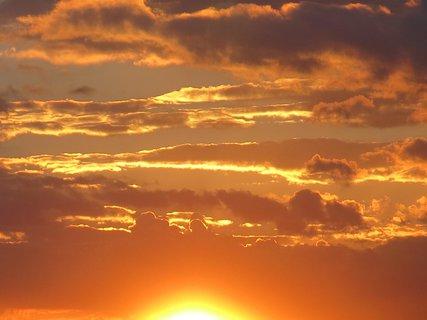 FOTKA - Ohnivé nebe