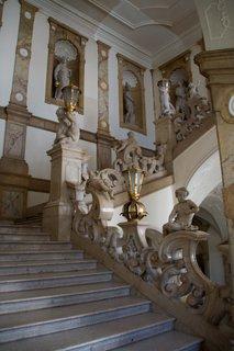 FOTKA - Školní výlet do Salzburgu - Andělské schodiště