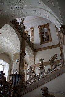 FOTKA - Školní výlet do Salzburgu - Mirabellské Andělské schodiště