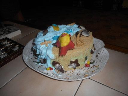 FOTKA - dort k osumnáctinám