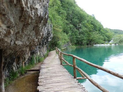 FOTKA - idylka před sezonou....Plitvická jezera