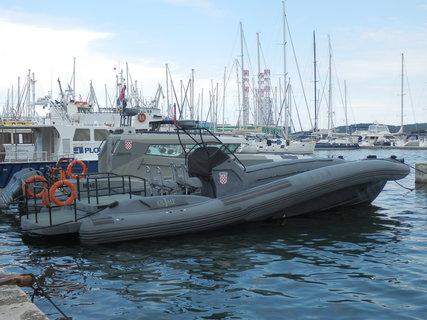 FOTKA - I v dnešní době je Pula jednou z nejdůležitějších námořních základen v Chorvatsku