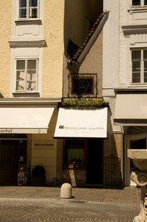 FOTKA - Školní výlet do Salzburgu - Nejmenší salzburgský dům