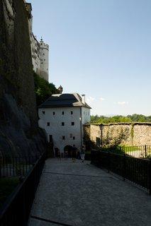 FOTKA - Školní výlet do Salzburgu - Pod pevností