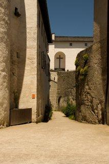 FOTKA - Školní výlet do Salzburgu - V pevnosti
