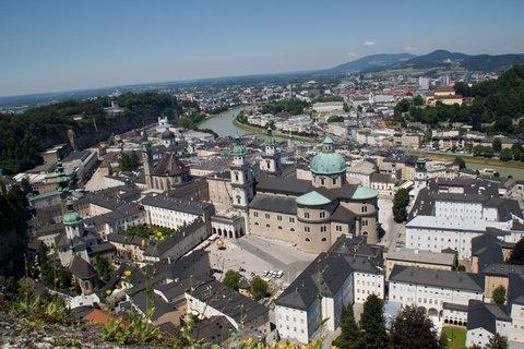 FOTKA - Školní výlet do Salzburgu - Salzburg