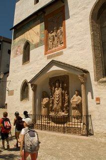 FOTKA - Školní výlet do Salzburgu - Sousoší