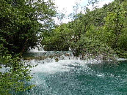FOTKA - krása přírody.....Plitvice / Chorvatsko