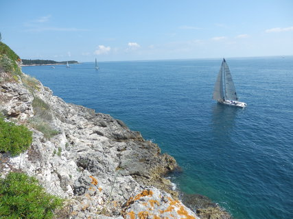 FOTKA - pobřeží Istrie...
