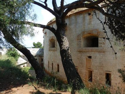FOTKA - další pevnost na Istrii, tentokrát trochu jinak zabarvená