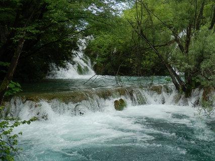 FOTKA - i pohled na vodu v tom vedru pom�e....