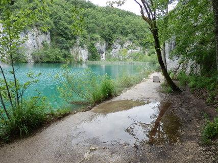 FOTKA - vzpomínka na Plitvice