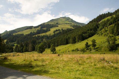 FOTKA - Na konci údoli Saalbach-Hinterglemmu - Okolí