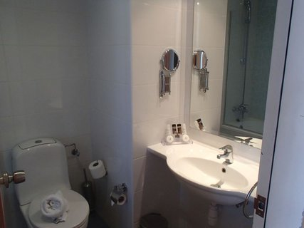 FOTKA - kúpelka a WC boli čistučké
