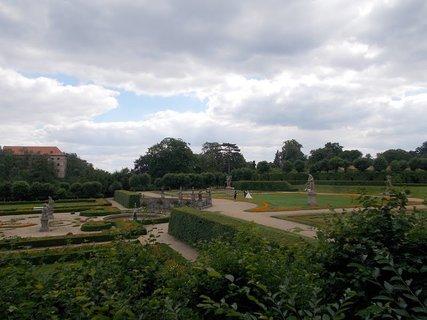 FOTKA - Střední část Francouzké zahrady