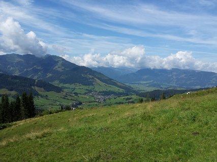 FOTKA - Výšlap k Lechner Alm - Na kopci