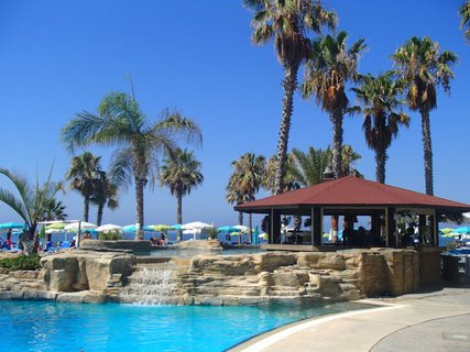 FOTKA - Sentido Cypria Bay - bar pri bazéne