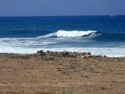 FOTKA - jedna z mnohých morských vĺn :)