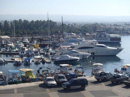 FOTKA - súkromné lode v prístave