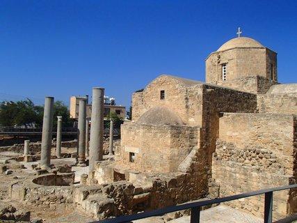 FOTKA - Cyprus - Ayia Kyriaki Chrysopolitissa - kostol