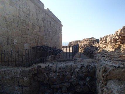 FOTKA - Cyprus - Paphos - na hornom poschodí pevnosti