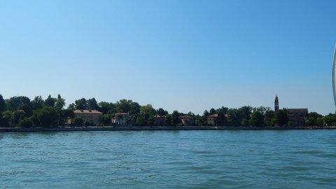 FOTKA - plavba do Benátek