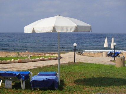 FOTKA - Cyprus - ranný kľud pri mori