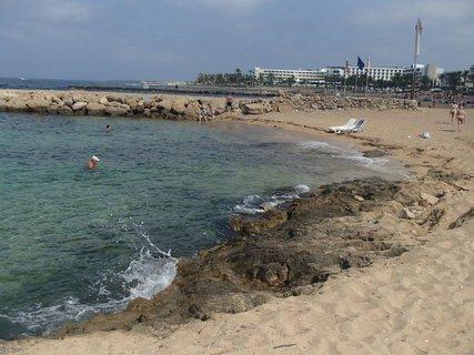 FOTKA - Sentido Cypria Bay - more bolo priezračné