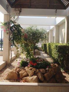 FOTKA - Sentido Cypria Bay - pri vchode do hotela