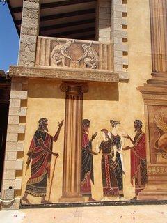 FOTKA - Cyprus - ďalšie výjavy z histórie