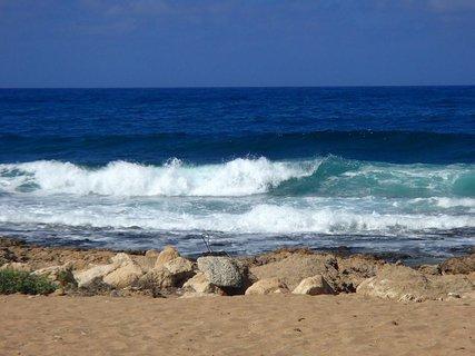 FOTKA - Cyprus - vlna za vlnou