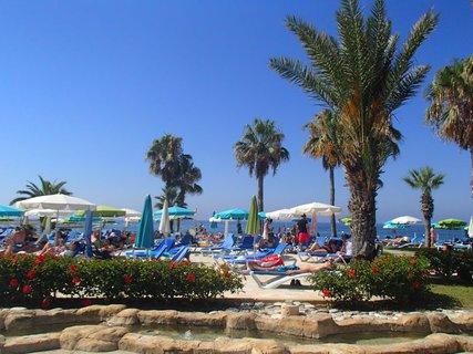 FOTKA - Cyprus - obloha bez mráčkov