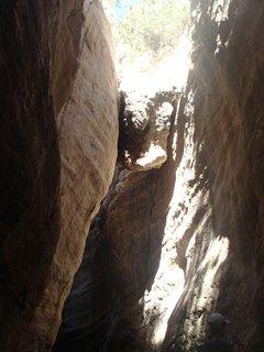 FOTKA - Cyprus - tiesňava Avakas ponúka rôzne prírodné scenérie